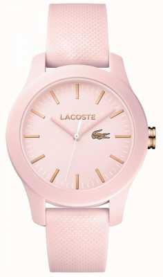 Lacoste 女人12.12看粉红色 2001003
