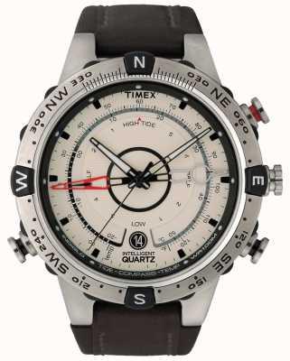 Timex 智能石英®潮汐指南针 T2N721D7PF