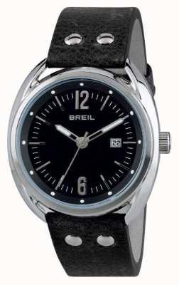 Breil Beaubourg不锈钢黑色表盘黑色表带 TW1669