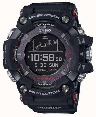 Casio G-shock rangeman gps位置太阳能可充电 GPR-B1000-1ER