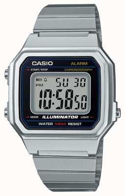 Casio 复古的核心经典数码照明 B650WD-1AEF