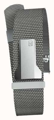 Klokers Klink 05钢灰色米兰表带仅20mm宽230mm长 KLINK-05-MC1