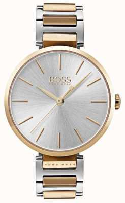 Hugo Boss 女子暗示观看两声色钢 1502417