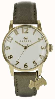 Radley 女装利物浦街头手表青铜表带 RY2594