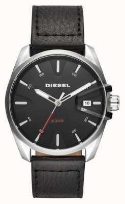 Diesel 男士ms9 nsbb皮革表带 DZ1862
