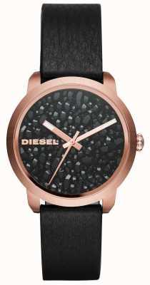 Diesel 女式喇叭形石皮表带 DZ5520