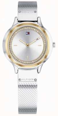Tommy Hilfiger 女士奥利维亚不锈钢腕表 1781912