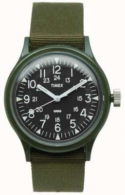 Timex 女士mk1 36mm尼龙表带手表 TW2P88400