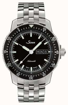 Sinn 104 st我经典飞行员手表不锈钢手镯 104.010 BRACELET