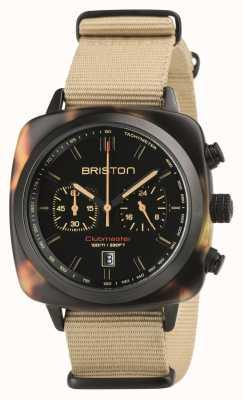Briston Clubmaster运动野生动物米色表带 18142.PBAM.TSS.5.NK