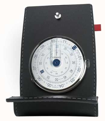 Klokers Klok 01蓝色手表头和口袋 KLOK-01-D4.1+KPART-01-C2
