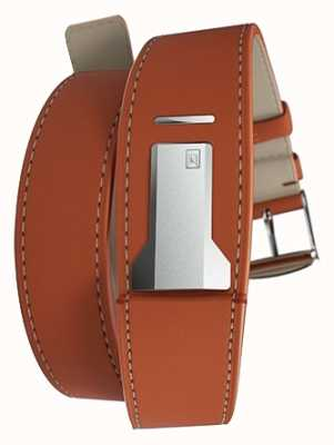 Klokers Klink 02橙色双表带仅22mm宽380mm KLINK-02-380C8