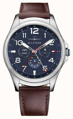 Tommy Hilfiger 男女皆宜的蓝牙android穿smartwatch 1791406