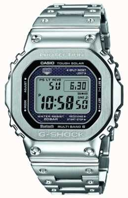 Casio G-shock限量版无线蓝牙太阳能 GMW-B5000D-1ER