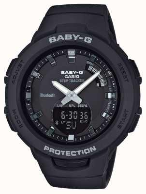 Casio G队蓝牙步跟踪器 BSA-B100-1AER