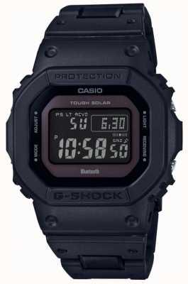 Casio G-shock蓝牙无线电控制复合带黑色 GW-B5600BC-1BER