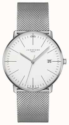 Junghans Max Bill Mega Mf米兰不锈钢手链 058/4821.44