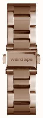 Weird Ape 玫瑰金链接16毫米手链 ST01-000043