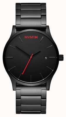 MVMT 经典黑色链接|黑色pvd |黑色表盘 D-L213.5B.551