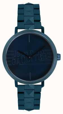 Jean Paul Gaultier 女性坏女孩蓝色调手镯手表 8505702