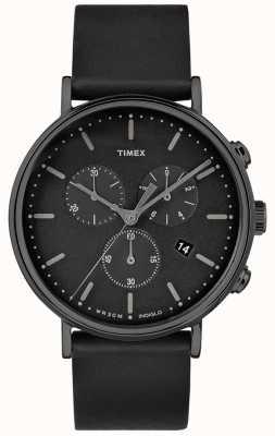 Timex Fairfield 非接触式支付 TW2T11300UK
