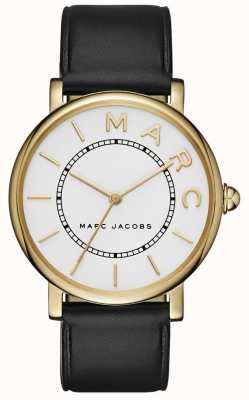 Marc Jacobs 女装marc jacobs经典手表黑色皮革 MJ1532