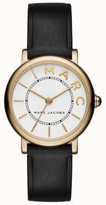 Marc Jacobs 女装marc jacobs经典手表黑色皮革 MJ1537