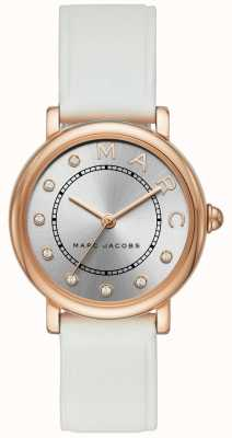 Marc Jacobs 女装marc jacobs经典手表红色皮革 MJ1634