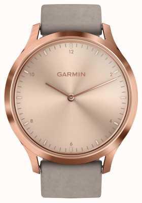 Garmin Vivomove hr活动追踪器玫瑰金(和硅胶表带) 010-01850-09