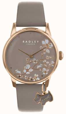 Radley 女士手表拖尾花带 RY2690