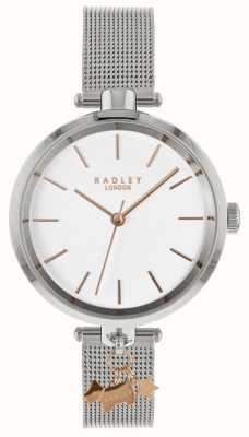 Radley 女士银色网状手表 RY4363