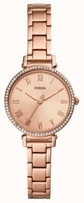 Fossil 女装不锈钢 ES4447