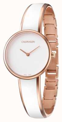 Calvin Klein 诱惑手表 K4E2N616