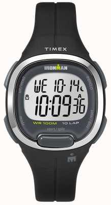 Timex Ironman中转33mm中型树脂表带 TW5M19600SU