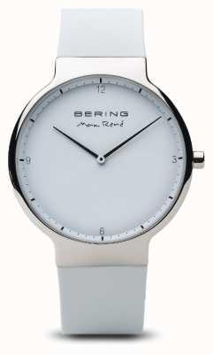 Bering Maxrené|抛光银| 15540-904