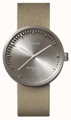 Leff Amsterdam 电子表手表d38不锈钢表壳砂带 LT71003
