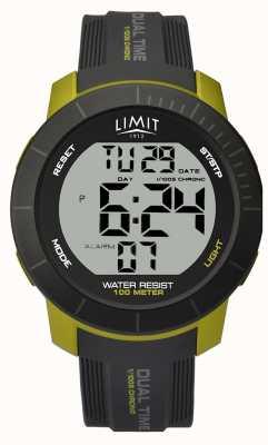 Limit 男士限制|双时计时码表 5675.66