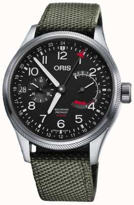 Oris Big Crown Proilot 114机芯男士手表 01 114 7746 4164-set 5 22 14FC