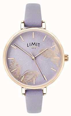 Limit |女性秘密花园手表|紫蝴蝶表盘 60015