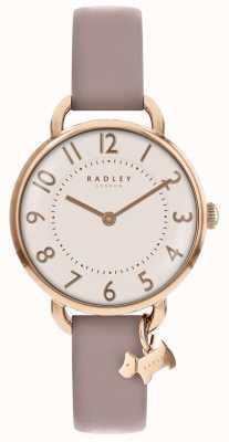Radley 女装|南华克公园|粉色皮革表带 RY2544