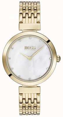 Hugo Boss |女装庆典不锈钢手表| 1502479