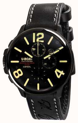 U-Boat Capsoil chrono dlc机电 8109