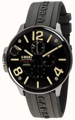 U-Boat Capsoil ss chrono机电 8111/B