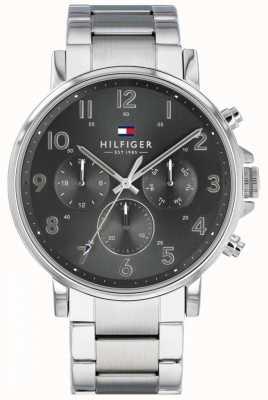Tommy Hilfiger |男士不锈钢丹尼尔手表| 1710382