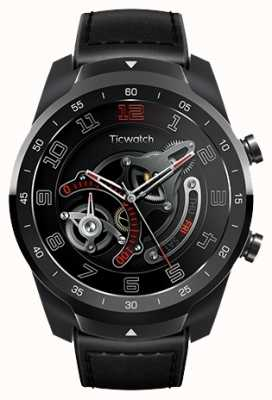 TicWatch 亲|影子黑色smartwatch WF12096-BLK