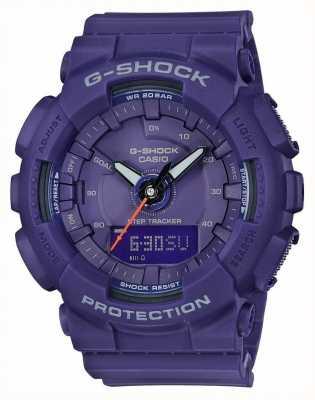 Casio |压缩g-shock |蓝色| GMA-S130VC-2AER