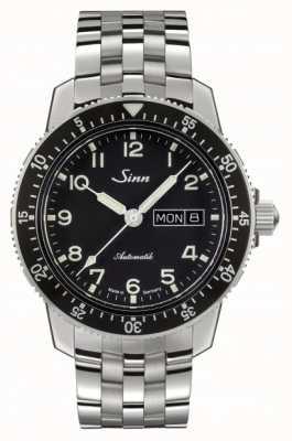 Sinn 104 st sa经典飞行员腕表不锈钢表链 104.011 BRACELET