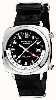 Briston Clubmaster gmt限量版|汽车|黑色北约表带 19842.PS.G.1.NB