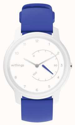 Withings 移动心电图|白色和蓝色|活动追踪器 HWA08-MODEL 2-ALL-INT