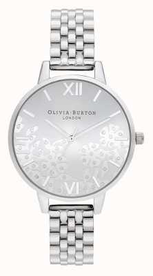 Olivia Burton |女装|宝石宝石花边|不锈钢手链| OB16MV101